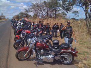 El Bando e amigos na KM52/GO