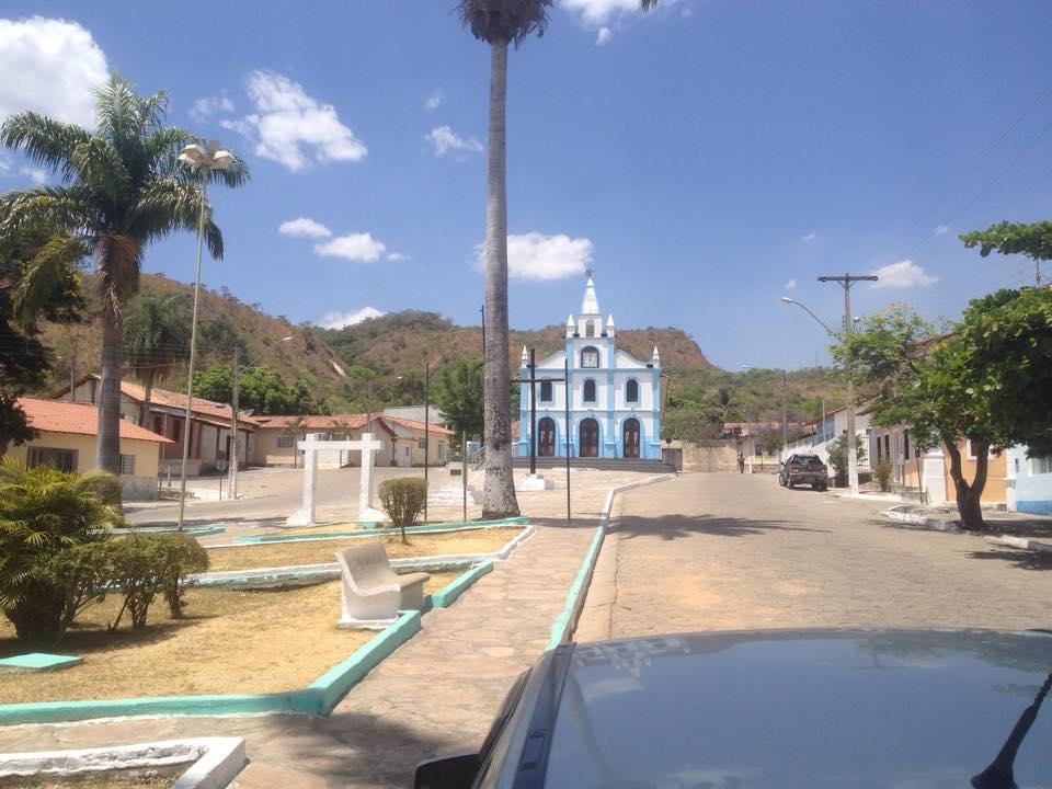 Pracinha em Arraias, Tocantins