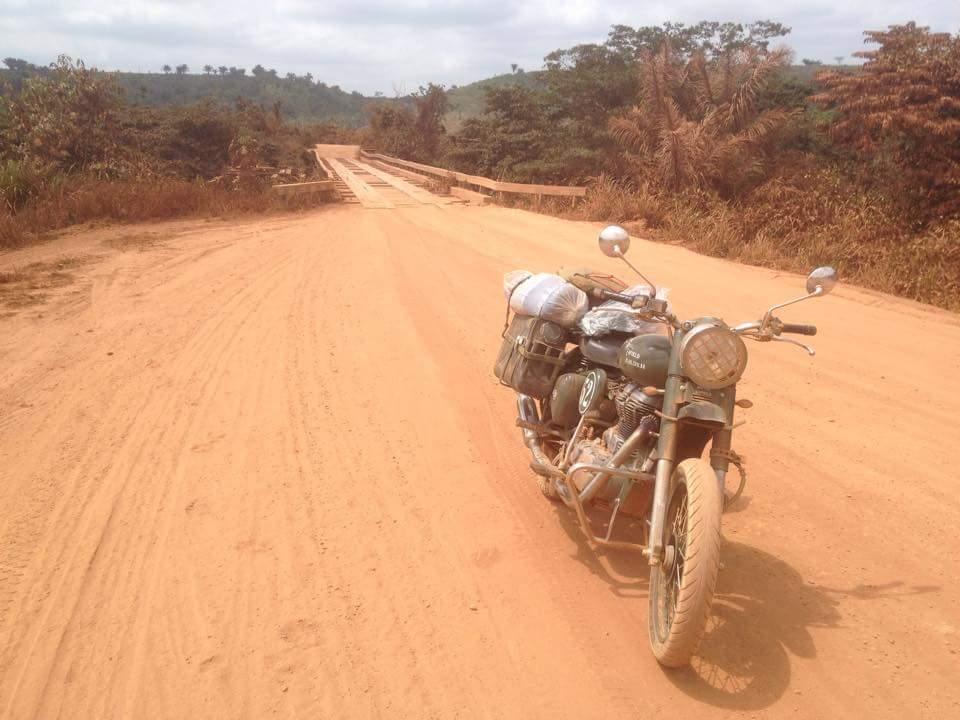 Entrando na terra depois de Marabá