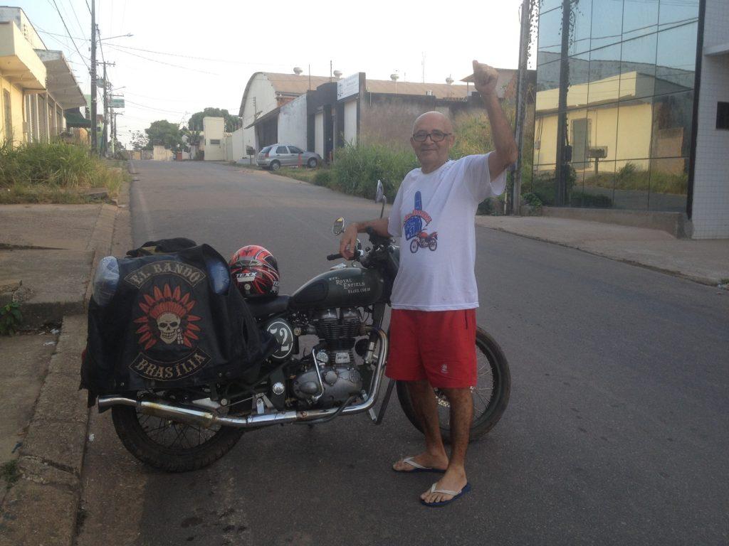 Partindo de Marabá